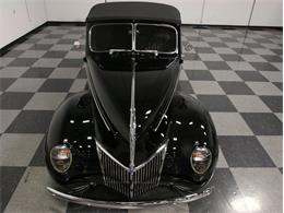Picture of '39 Ford Deluxe located in Lithia Springs Georgia - $124,995.00 - FRR7