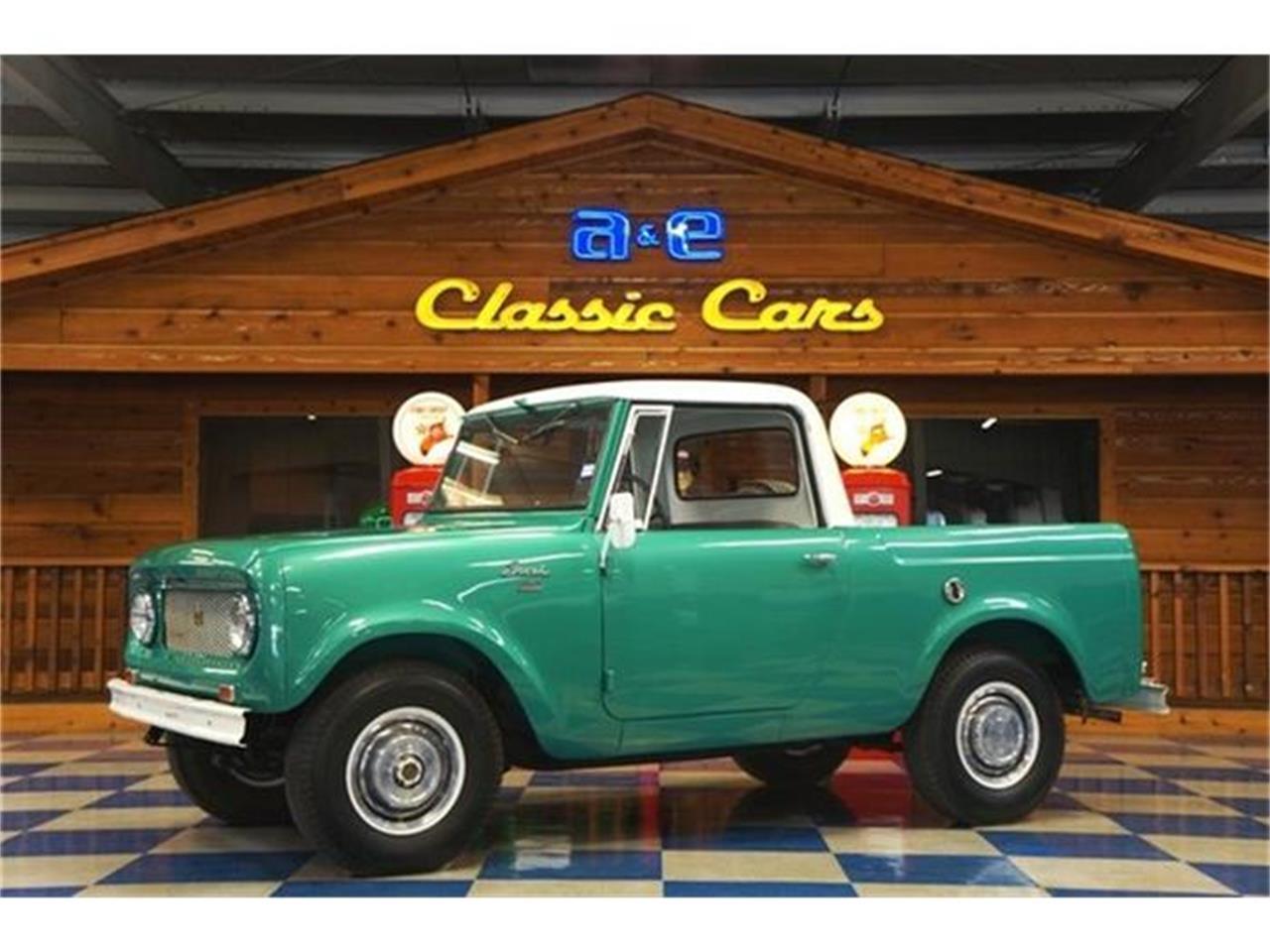 1964 International Scout for Sale   ClassicCars.com   CC