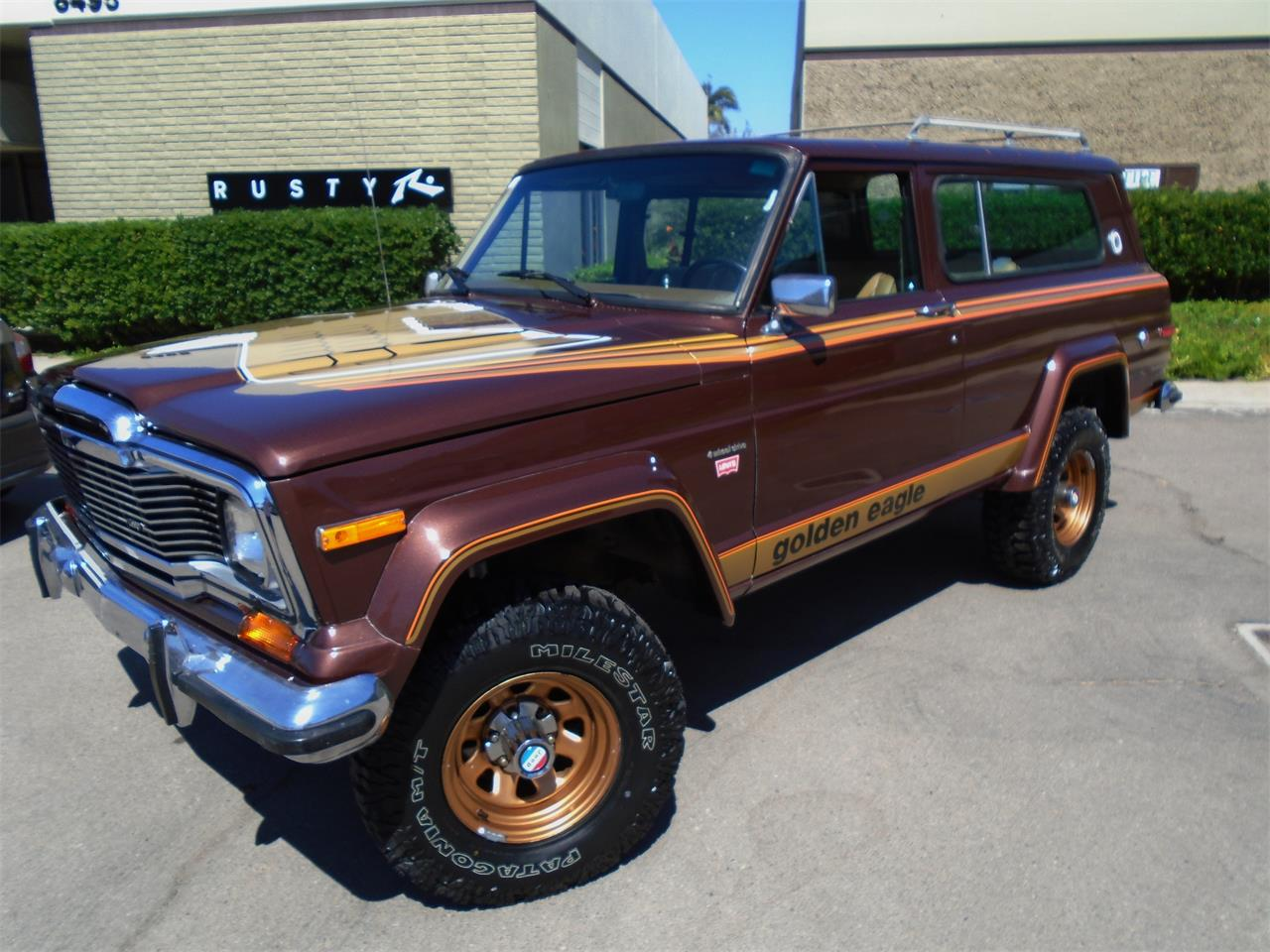 Large Picture of 1977 Cherokee Chief - $49,995.00 Offered by a Private Seller - FS45