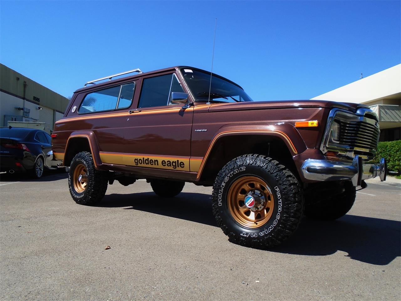 Large Picture of '77 Cherokee Chief - $49,995.00 - FS45