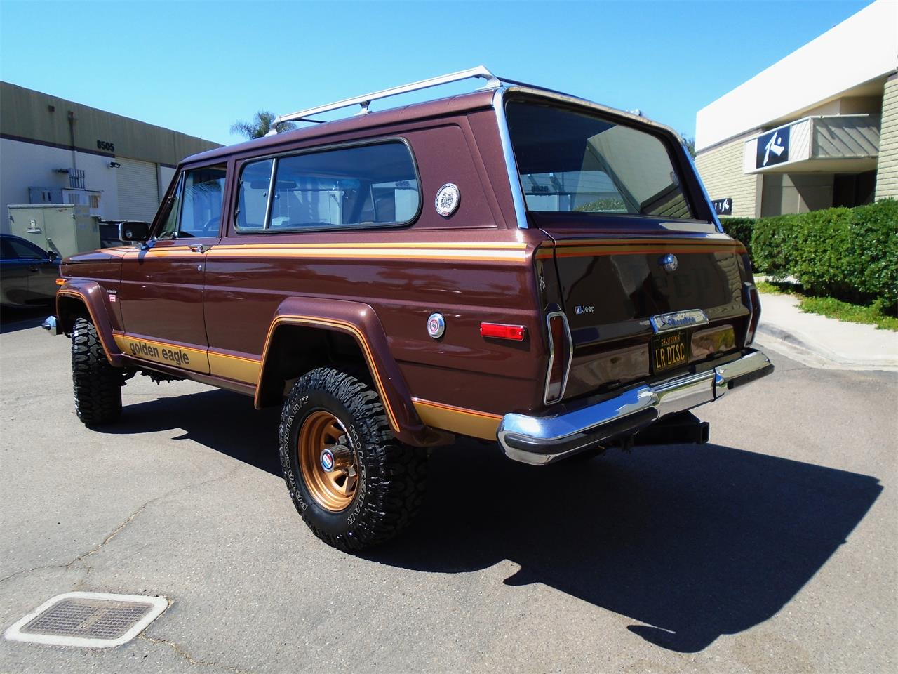 Large Picture of '77 Jeep Cherokee Chief Offered by a Private Seller - FS45