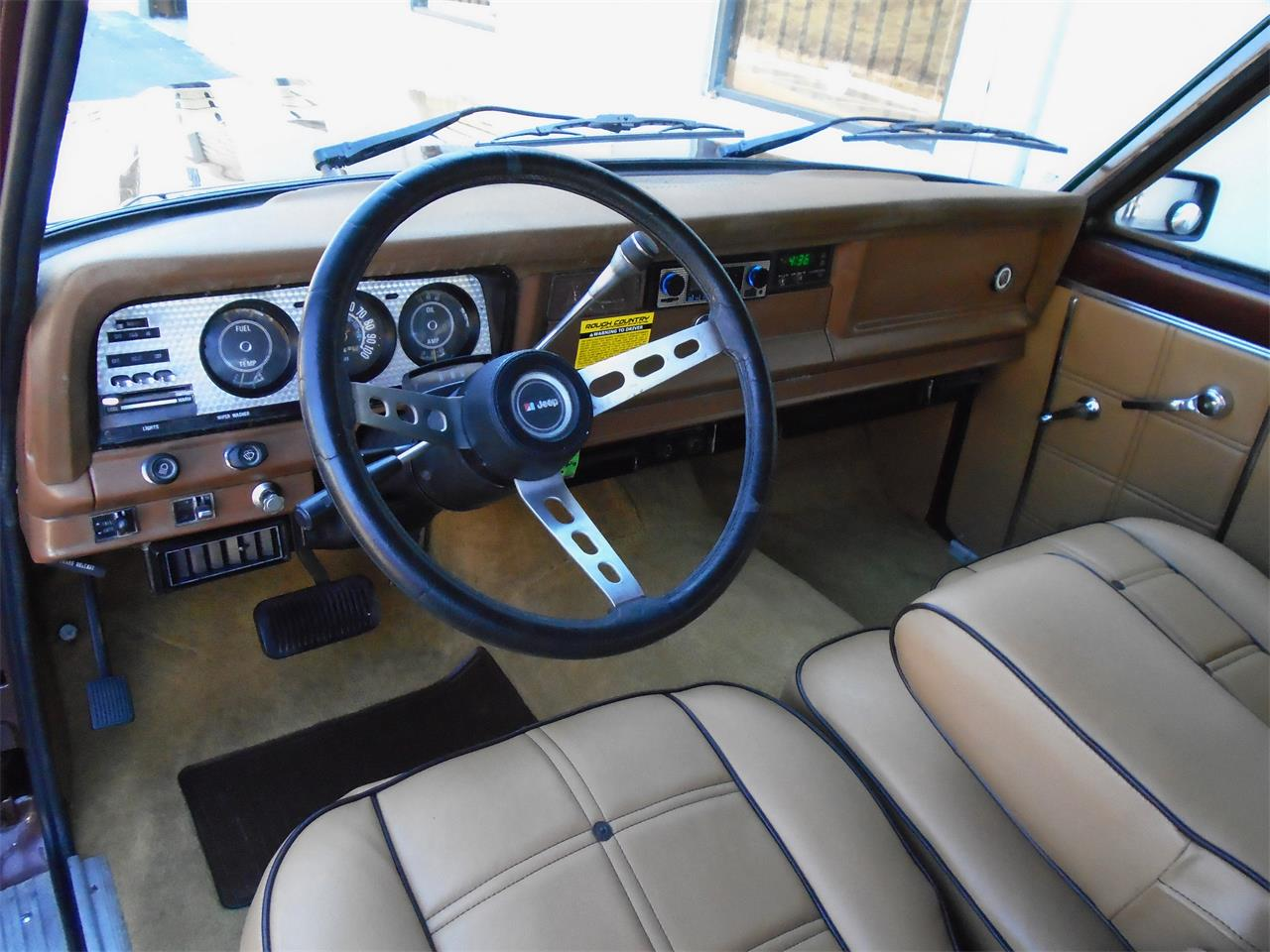 Large Picture of 1977 Jeep Cherokee Chief - $49,995.00 - FS45