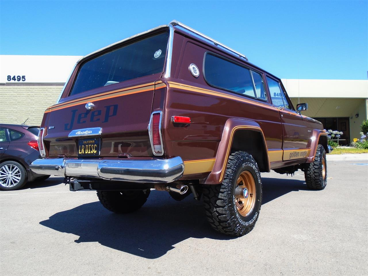 Large Picture of '77 Jeep Cherokee Chief located in San Diego California - $49,995.00 Offered by a Private Seller - FS45