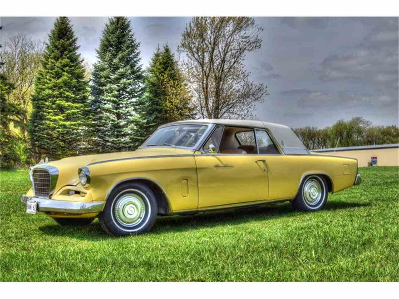 Large Picture of 1962 Studebaker Hawk located in Watertown Minnesota Offered by Hooked On Classics - FNRV