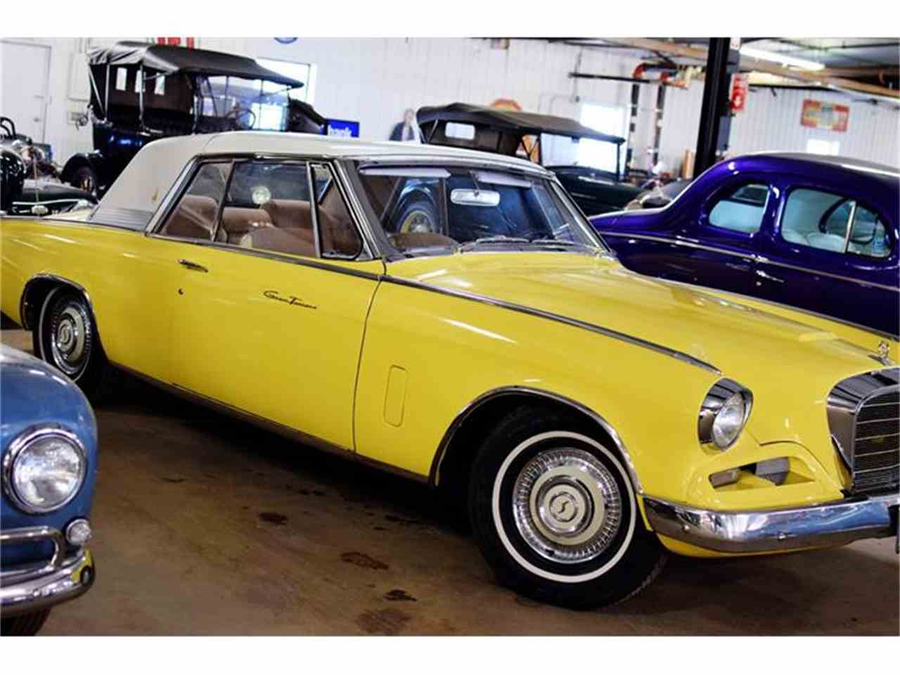 Large Picture of Classic 1962 Studebaker Hawk - $13,000.00 Offered by Hooked On Classics - FNRV