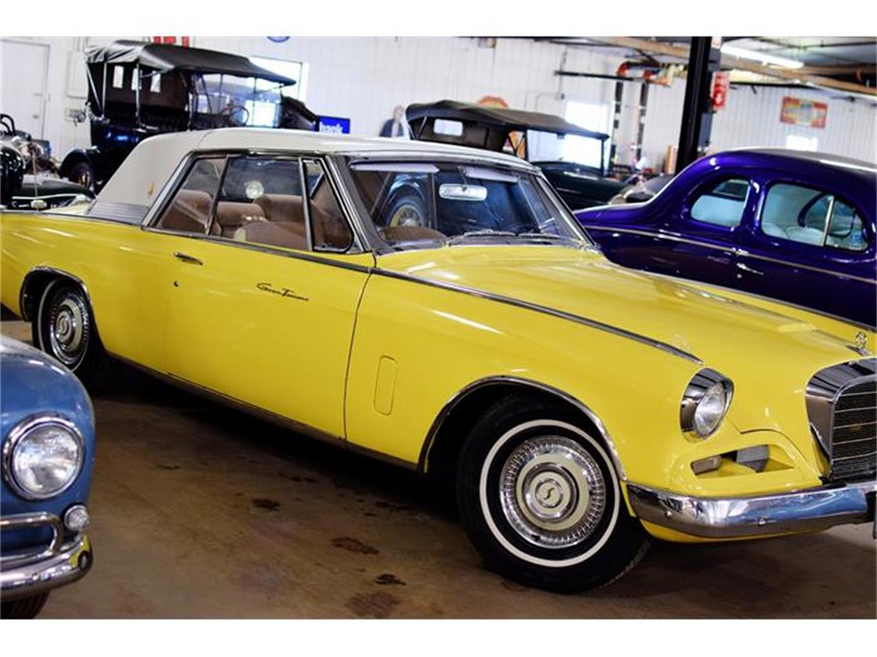 Large Picture of Classic '62 Studebaker Hawk - $13,000.00 Offered by Hooked On Classics - FNRV