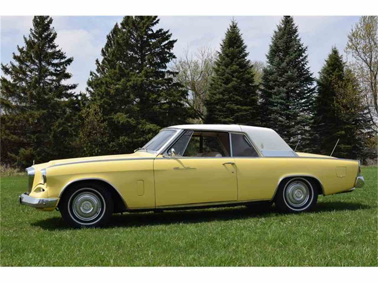 Large Picture of Classic 1962 Hawk Offered by Hooked On Classics - FNRV