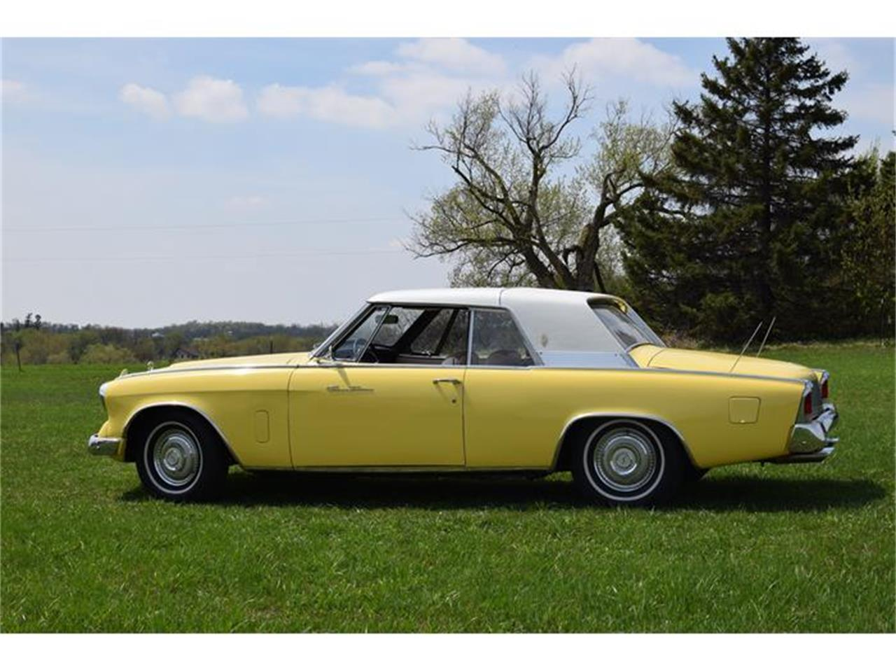 Large Picture of '62 Studebaker Hawk located in Watertown Minnesota Offered by Hooked On Classics - FNRV