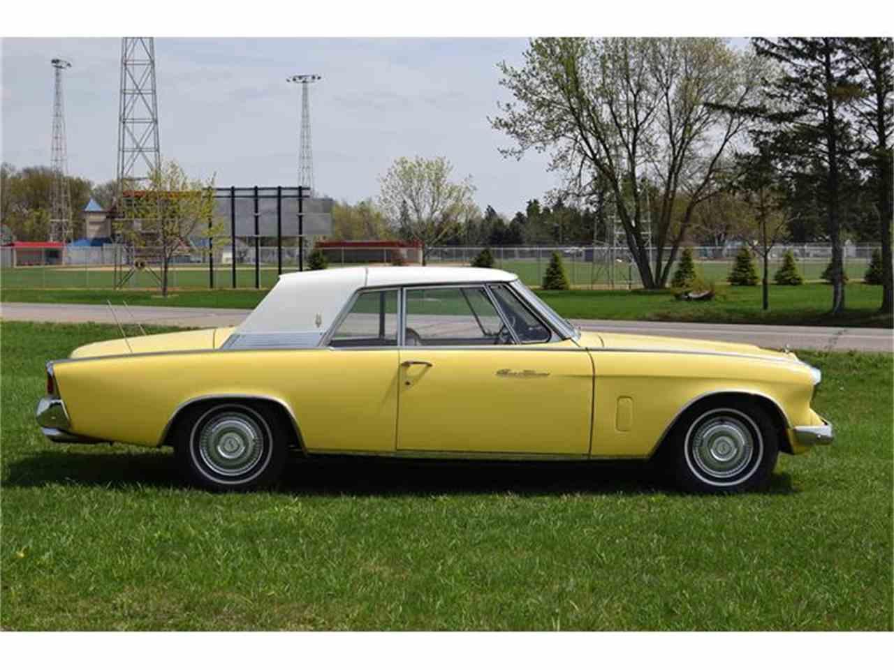 Large Picture of Classic 1962 Hawk - $13,000.00 - FNRV