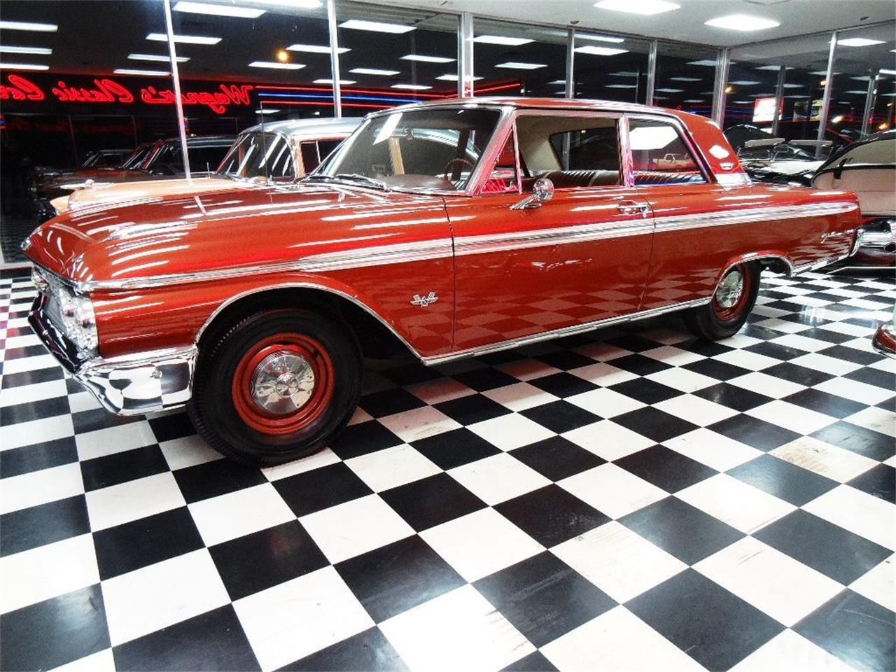 Large Picture of '62 Galaxie 500 - FSBT