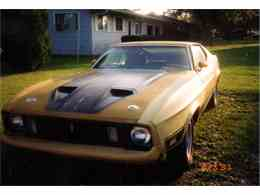 Picture of '73 Mustang Mach 1 - FSCJ
