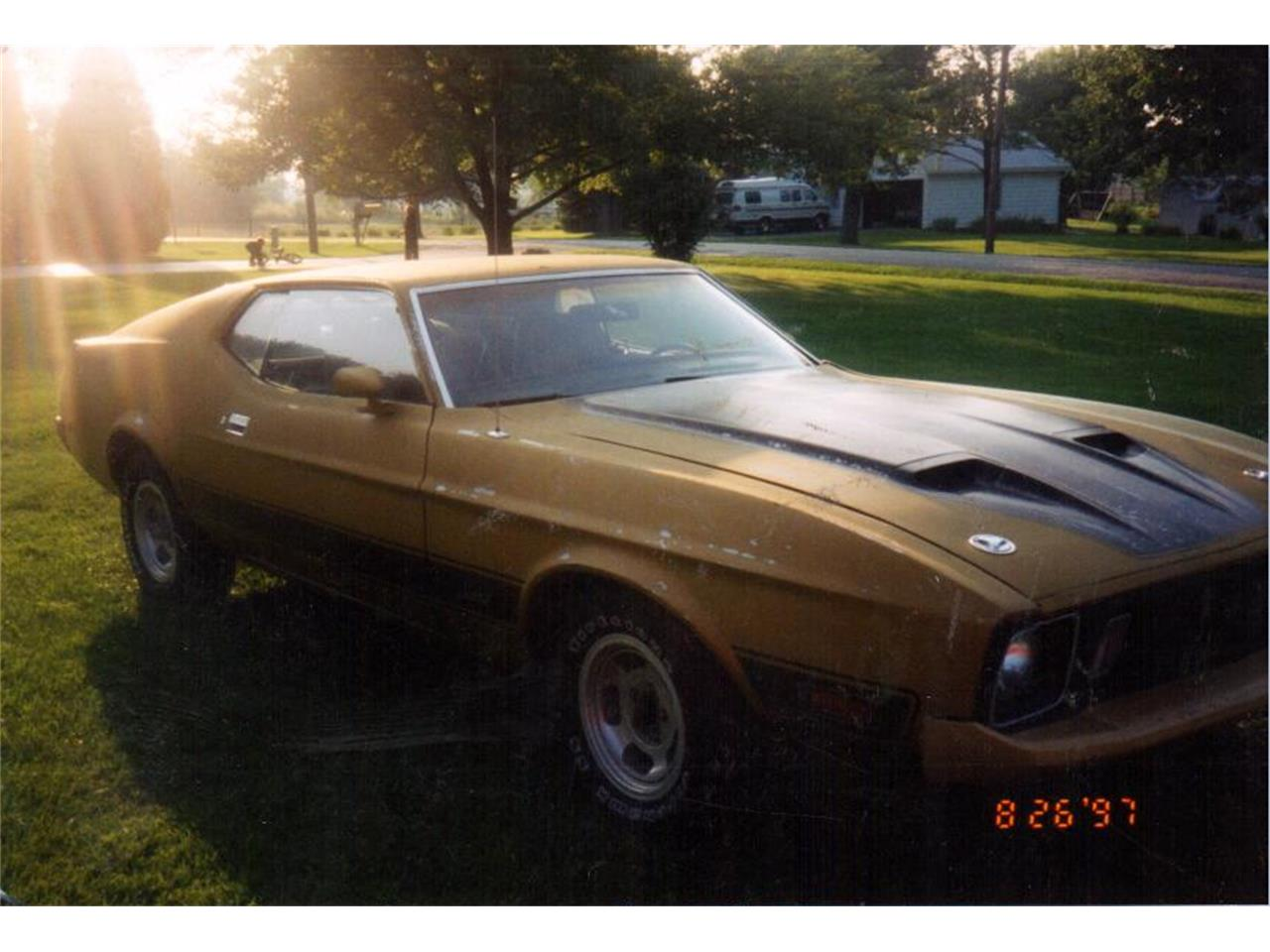 Large Picture of '73 Mustang Mach 1 - FSCJ