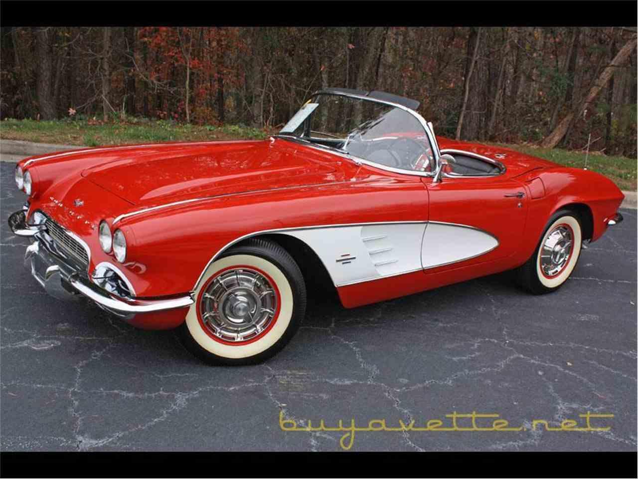 Large Picture of 1961 Chevrolet Corvette located in Atlanta Georgia - $74,999.00 - FSDF