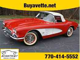 Picture of 1961 Chevrolet Corvette located in Georgia - $74,999.00 Offered by Buyavette - FSDF