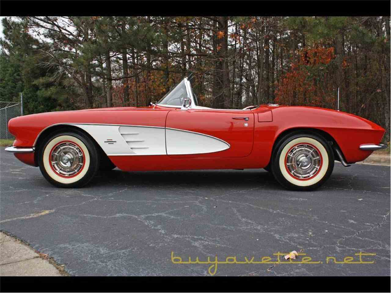 Large Picture of Classic 1961 Corvette - $74,999.00 Offered by Buyavette - FSDF