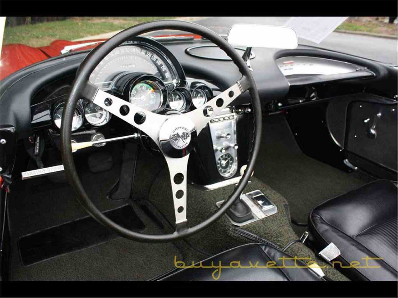 Large Picture of 1961 Chevrolet Corvette Offered by Buyavette - FSDF