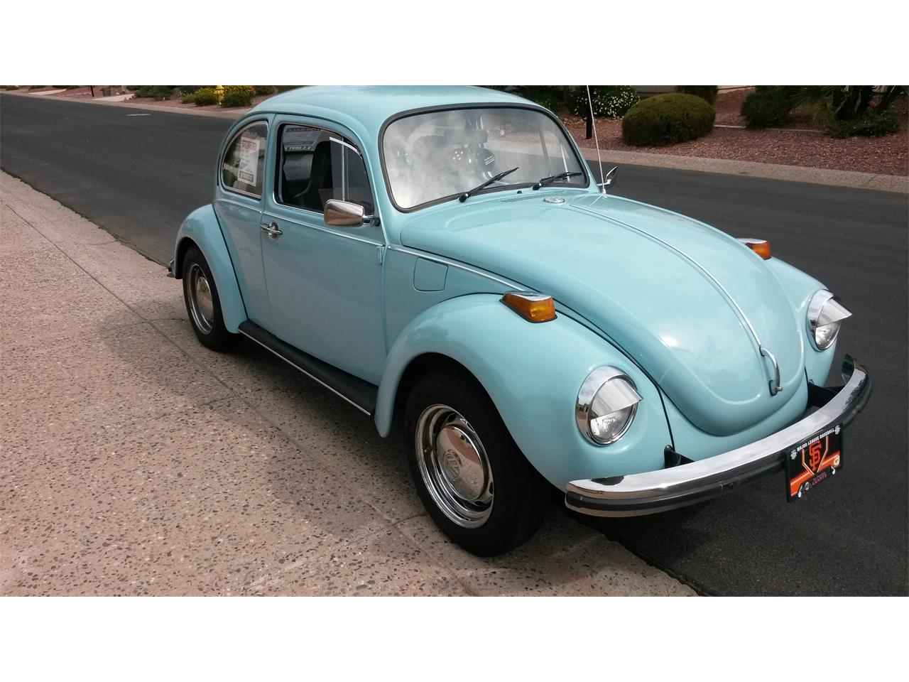 Large Picture of '71 Beetle - FSG6