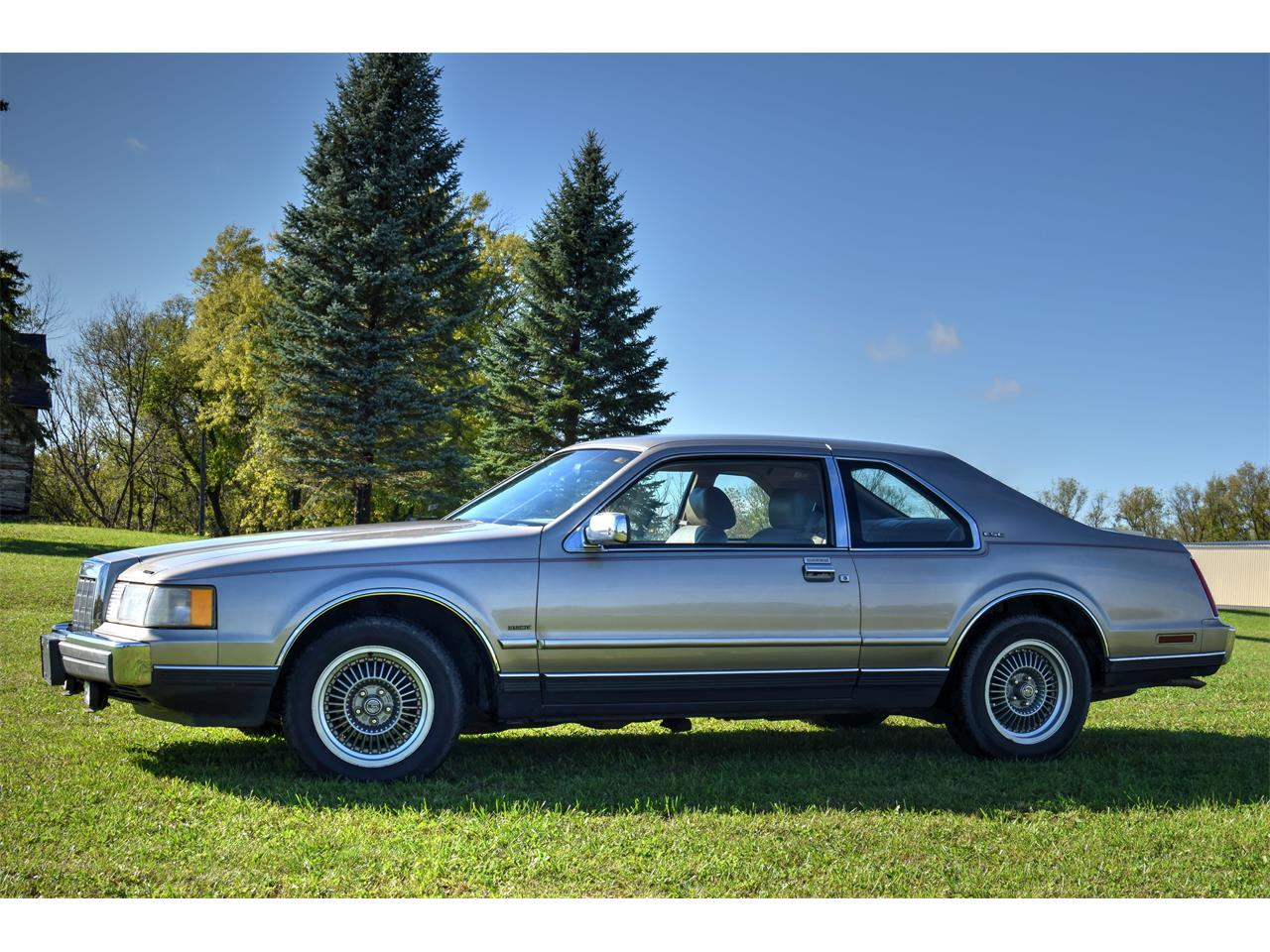 Large Picture of '88 Lincoln Mark VII located in Minnesota - FSQI