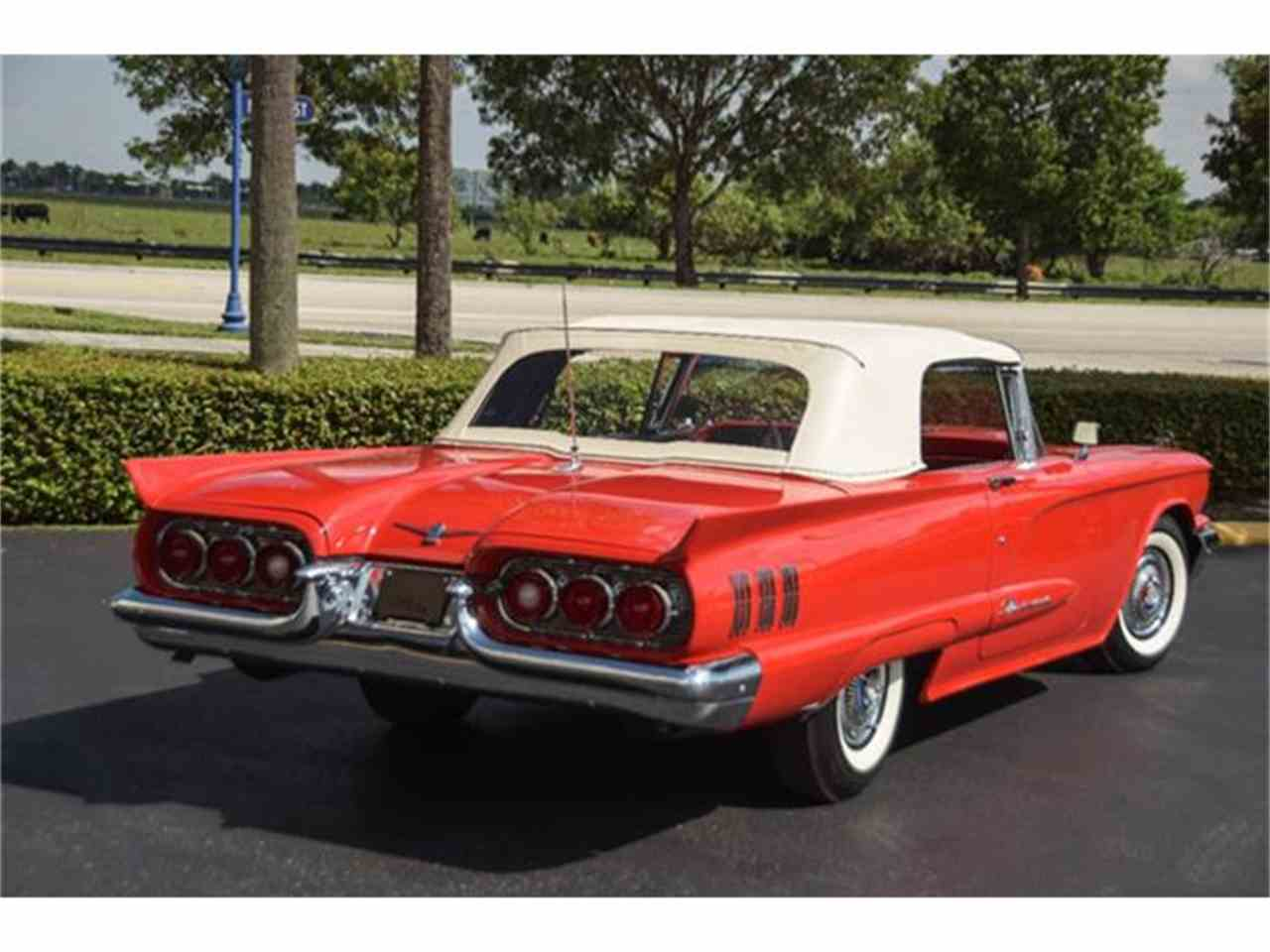 Large Picture of '60 Thunderbird - FSQZ