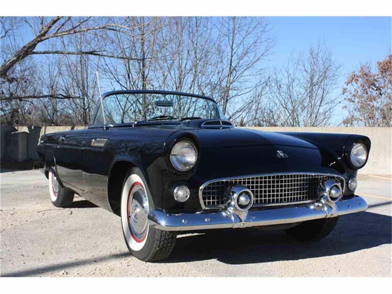 1955 ford thunderbird for sale cc 730721. Black Bedroom Furniture Sets. Home Design Ideas