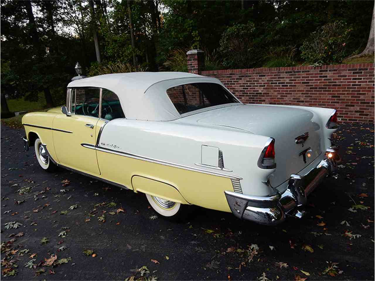 Large Picture of '55 Bel Air - FNTY