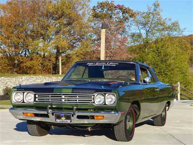 Picture of 1969 Plymouth Road Runner Offered by  - FT12