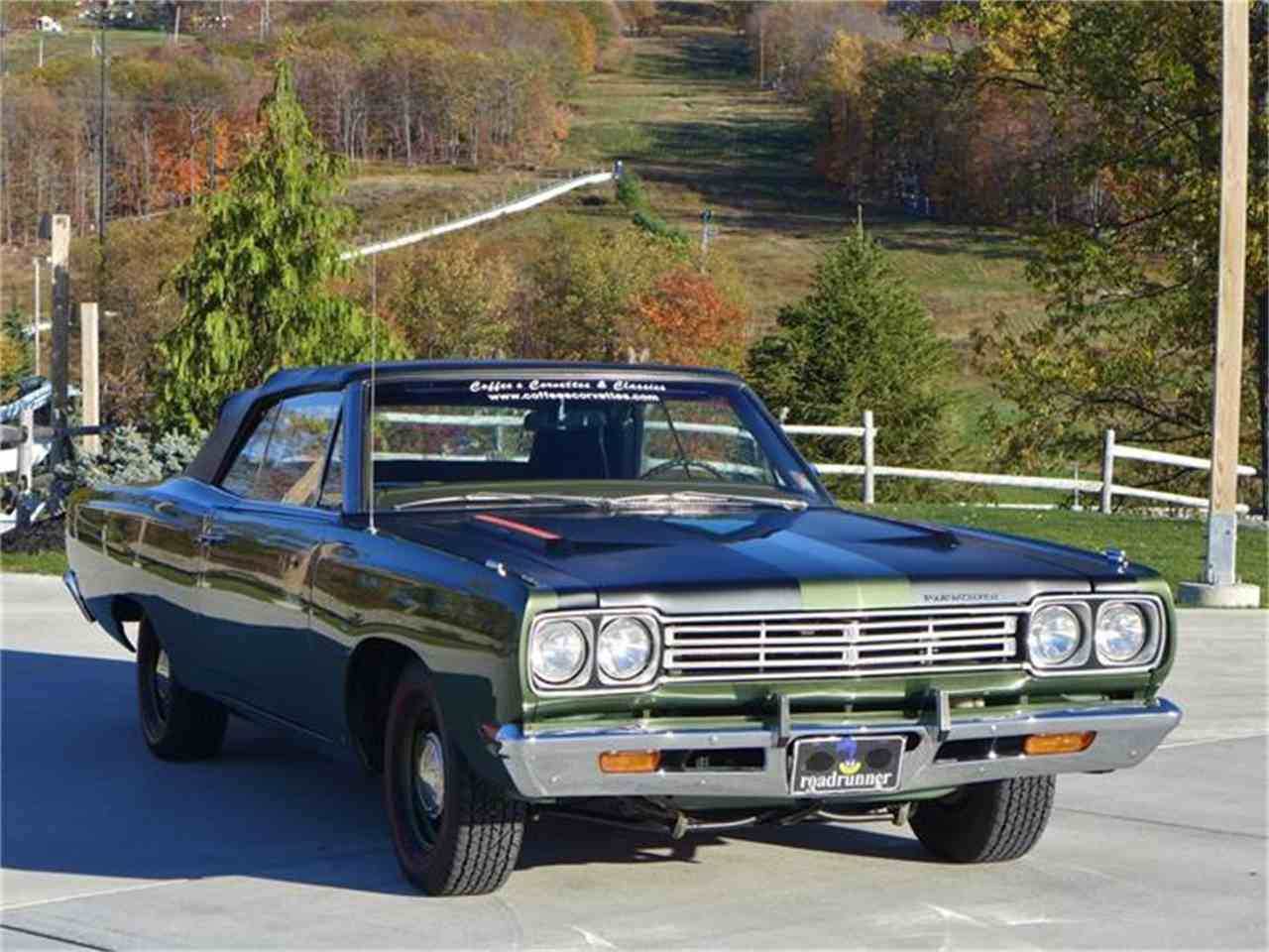 1969 Plymouth Road Runner for Sale | ClassicCars.com | CC-737462