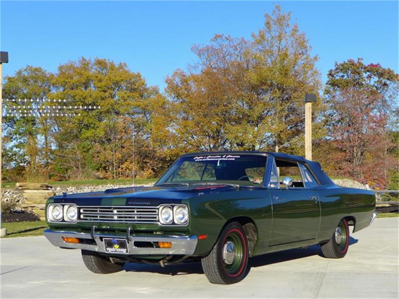 Large Picture of Classic '69 Road Runner Offered by Coffee's Sports and Classics - FT12