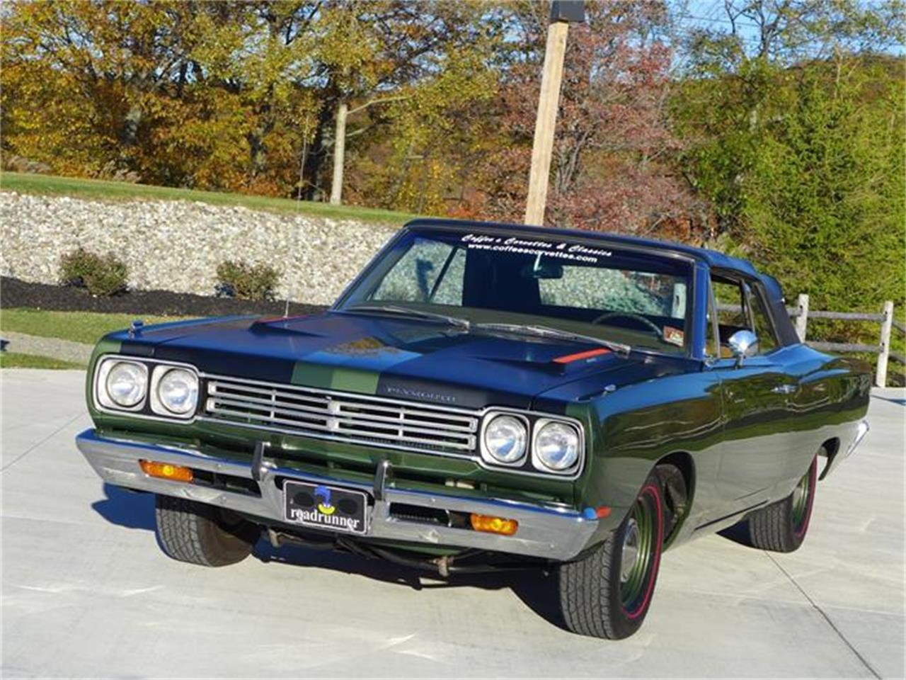 Large Picture of '69 Plymouth Road Runner located in Old Forge Pennsylvania Auction Vehicle Offered by Coffee's Sports and Classics - FT12