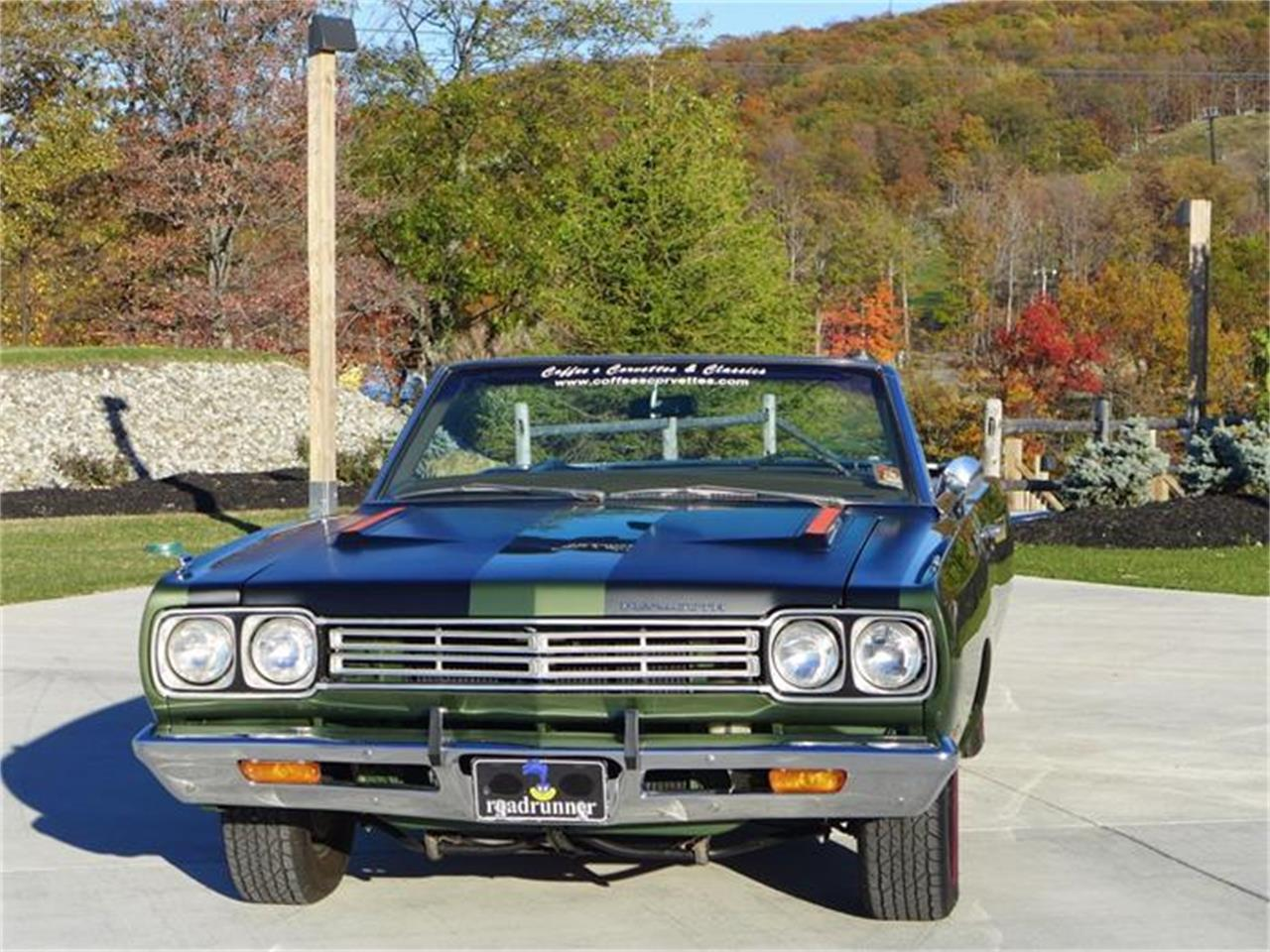Large Picture of '69 Road Runner located in Old Forge Pennsylvania Offered by Coffee's Sports and Classics - FT12