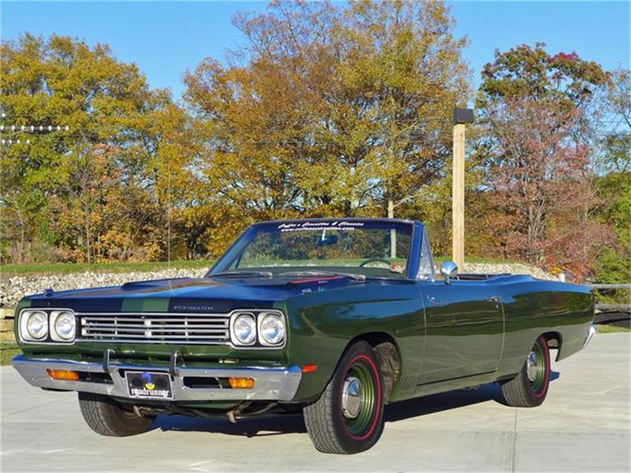 Large Picture of Classic '69 Road Runner Auction Vehicle - FT12