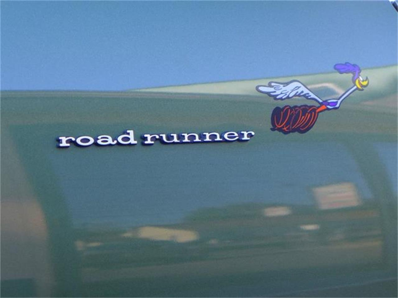 Large Picture of 1969 Road Runner located in Pennsylvania Auction Vehicle Offered by Coffee's Sports and Classics - FT12