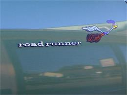 Picture of Classic 1969 Plymouth Road Runner Auction Vehicle Offered by Coffee's Sports and Classics - FT12