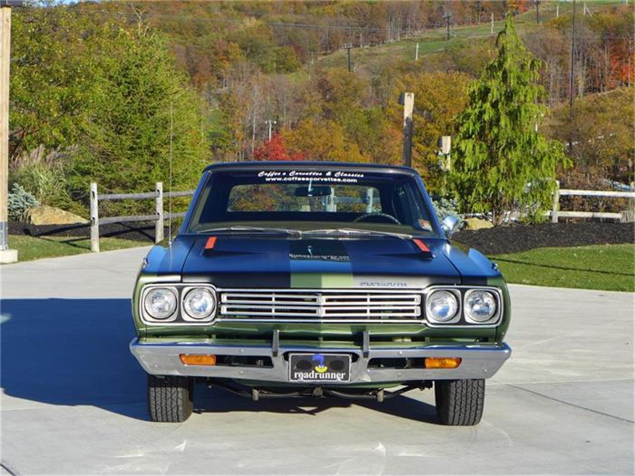Large Picture of Classic '69 Road Runner located in Old Forge Pennsylvania - FT12