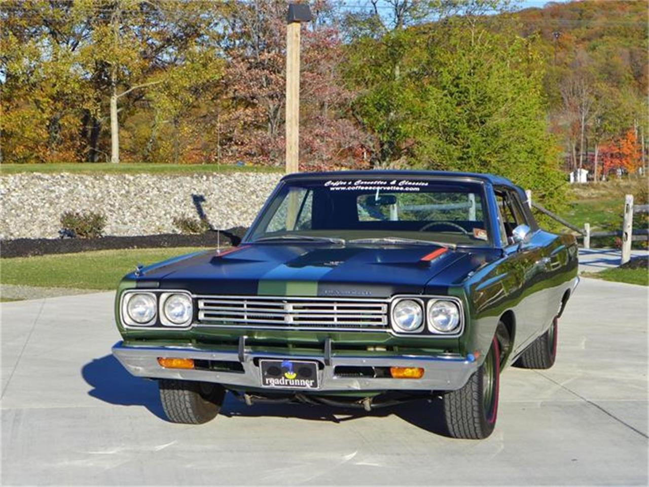 Large Picture of Classic '69 Road Runner - FT12