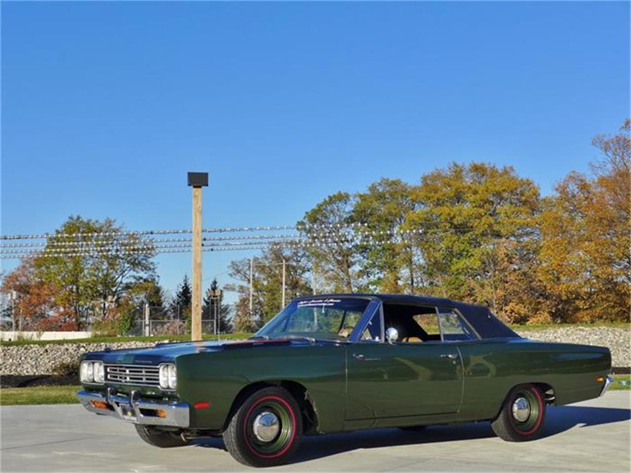 Large Picture of 1969 Plymouth Road Runner located in Pennsylvania Auction Vehicle - FT12
