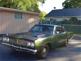 Picture of Classic '69 Plymouth Road Runner located in Pennsylvania Auction Vehicle - FT12