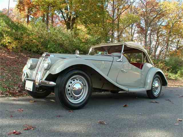 Picture of Classic 1955 TF located in Virginia Offered by Gassman Automotive - FT3G