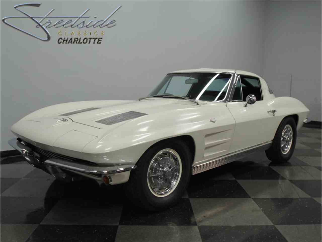 Large Picture of '63 Corvette - FNVT