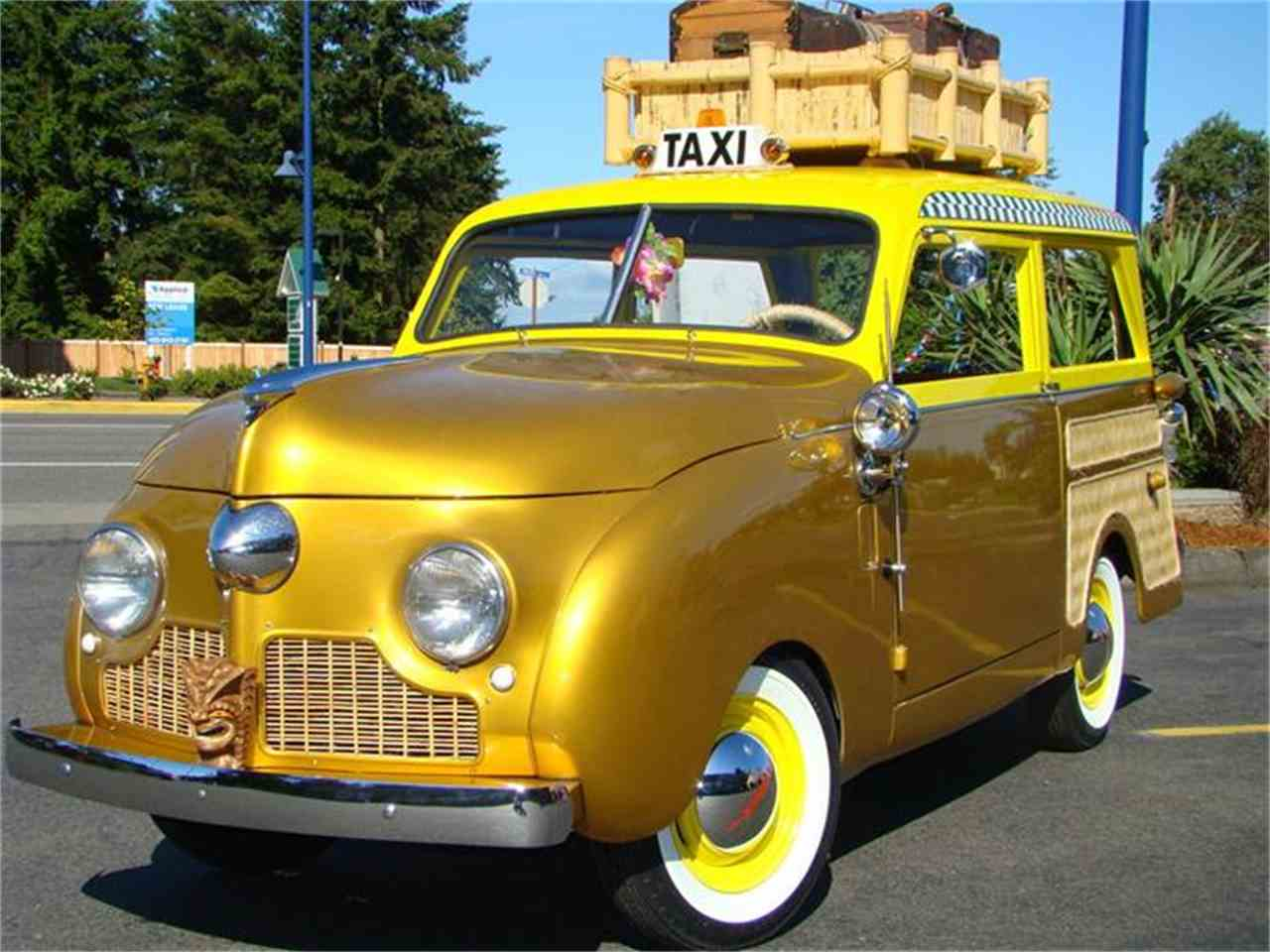 Large Picture of '48 Tiki Taxi - FTF5