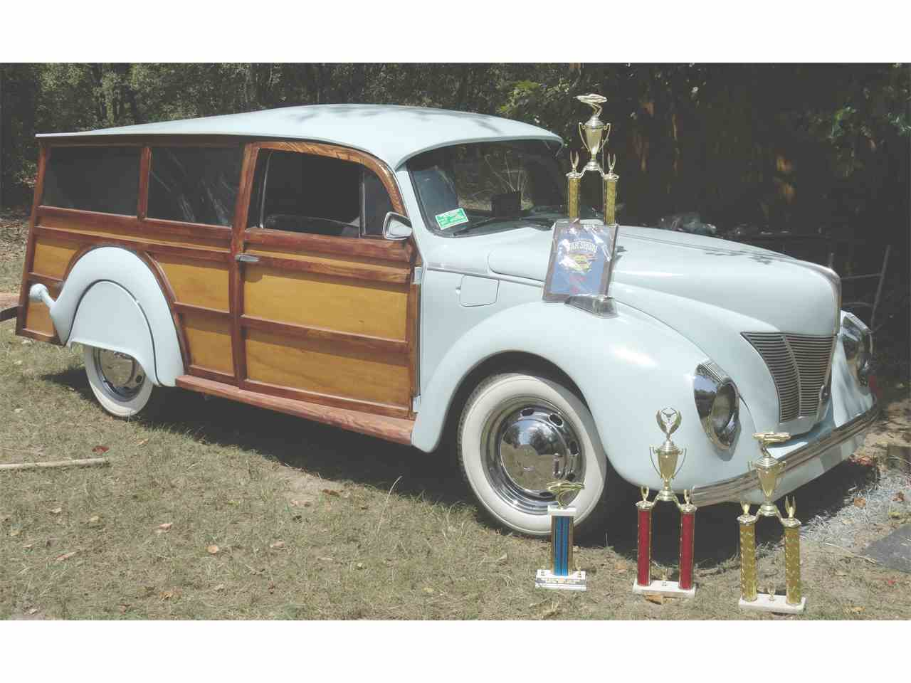 Large Picture of Classic 1973 Volkswagen Woody Wagon - $14,500.00 Offered by a Private Seller - FTHJ