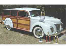 Picture of 1973 Volkswagen Woody Wagon located in douglas Georgia Offered by a Private Seller - FTHJ