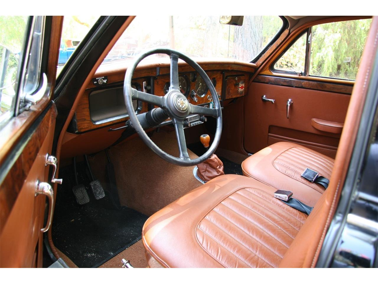 Large Picture of 1959 Jaguar Mark I located in Los Angeles California - $14,000.00 - FTJT
