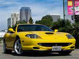 Picture of '99 Ferrari 550 Maranello located in California Offered by Exclusive Motorcars - FTP9