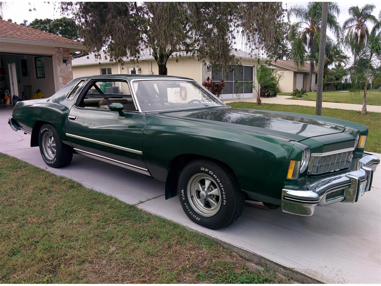 Large Picture of 1975 Chevrolet Monte Carlo Landau Offered by a Private Seller - FTXT