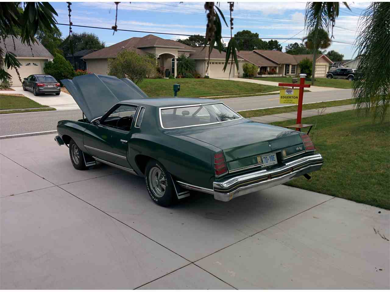 Large Picture of '75 Monte Carlo Landau - FTXT