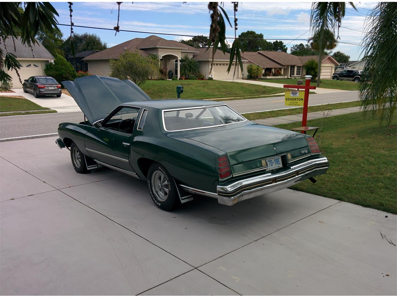 Large Picture of 1975 Chevrolet Monte Carlo Landau located in Kinsville Ontario Offered by a Private Seller - FTXT