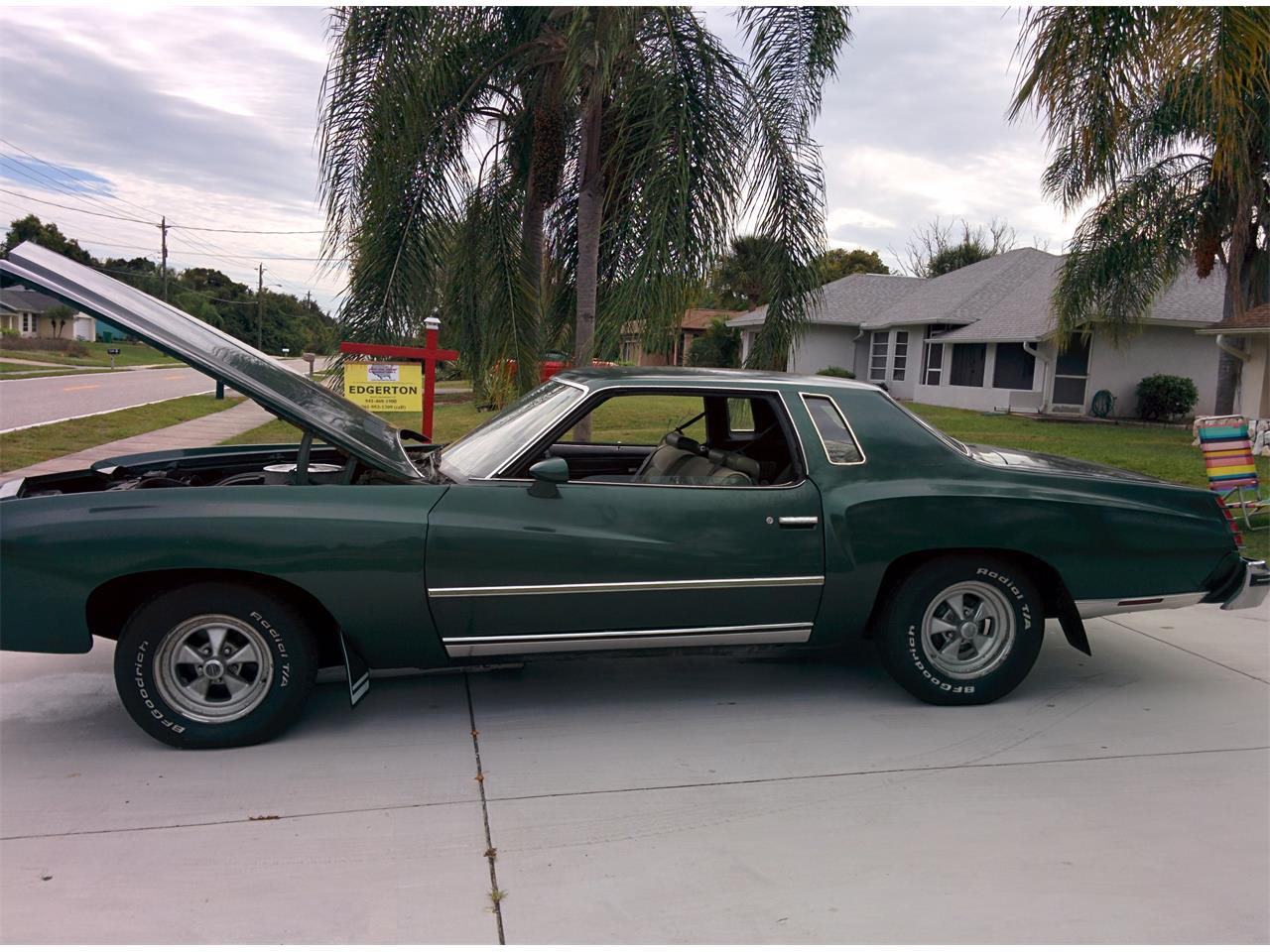 Large Picture of 1975 Chevrolet Monte Carlo Landau located in Ontario - $7,500.00 - FTXT