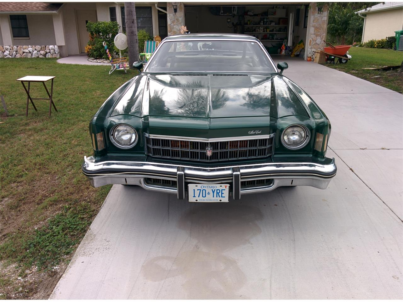 Large Picture of '75 Monte Carlo Landau located in Kinsville Ontario - $7,500.00 Offered by a Private Seller - FTXT