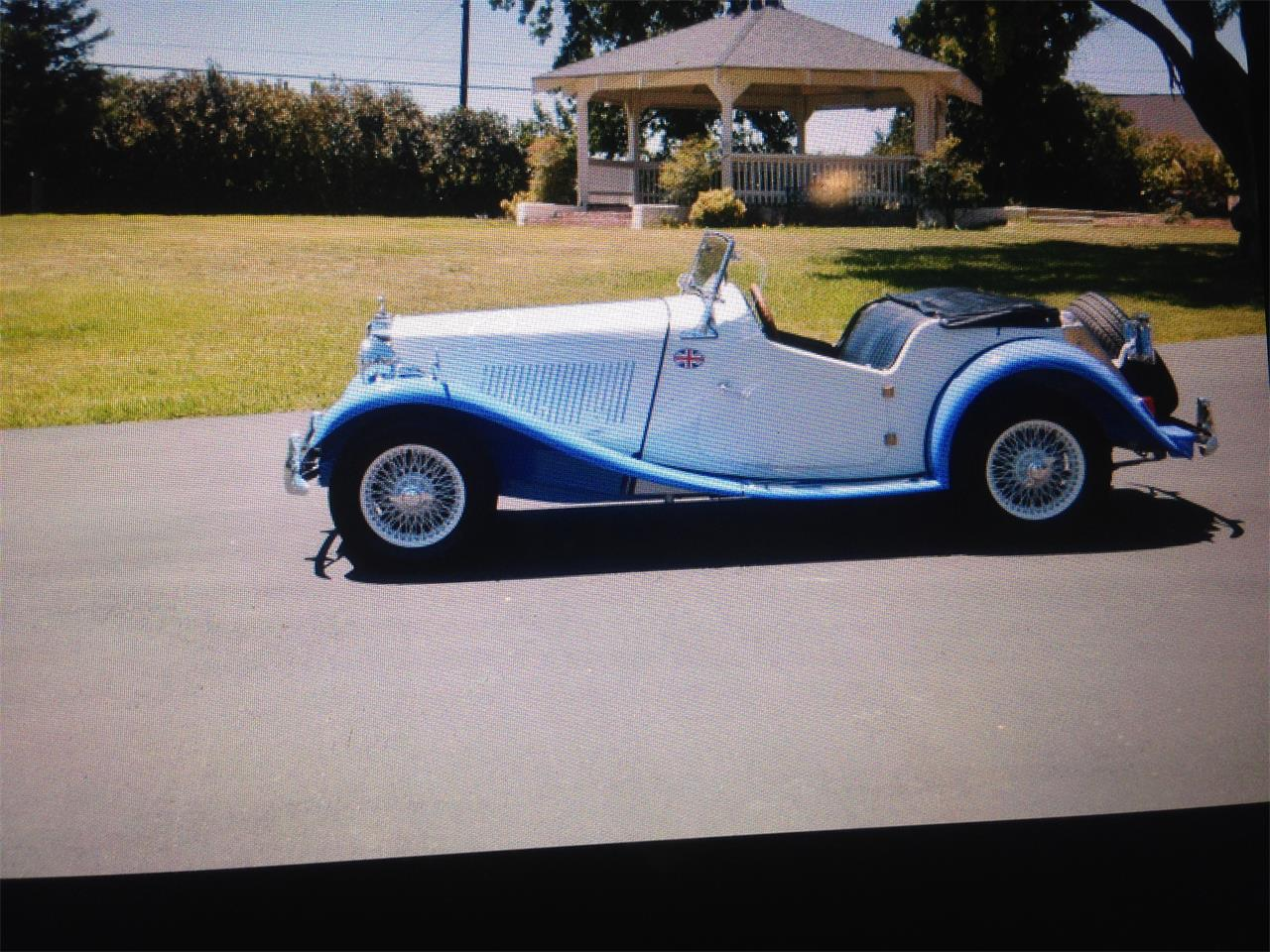 Large Picture of Classic '52 MG TD - FTY3